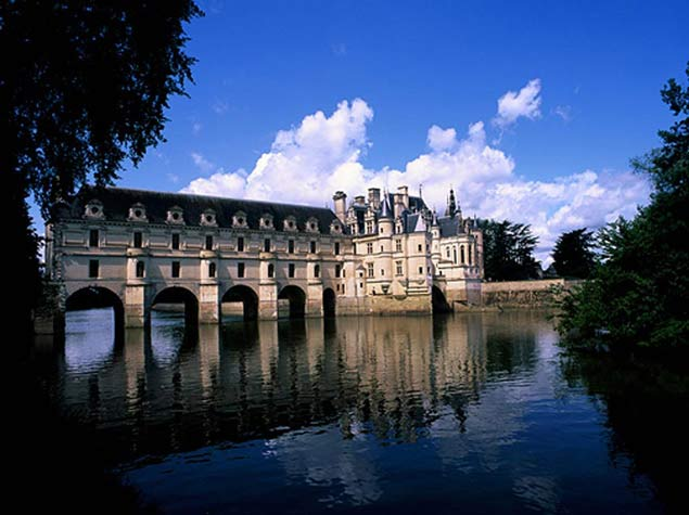 Chenonceau, France
