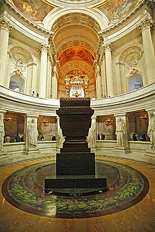 Napolean's Tomb, Paris, France